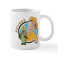 Retired - Gone Fishing Mug