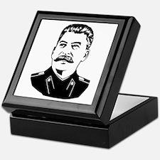 Stalin Propaganda Keepsake Box