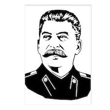 Stalin Propaganda Postcards (Package of 8)