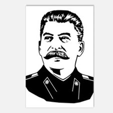 Stalin Propaganda Postcards (Package of 8)