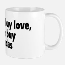 pina coladas (money) Mug