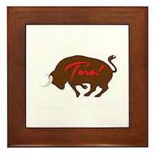 Toro Framed Tile