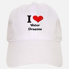 I love water dragons Baseball Baseball Cap