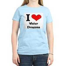 I love water dragons T-Shirt