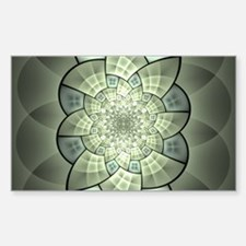 Stained Glass 1 Decal