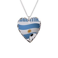 Argentina soccer Necklace