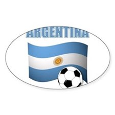Argentina soccer Decal