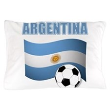 Argentina soccer Pillow Case