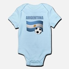 Argentina soccer Body Suit