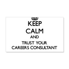 Keep Calm and Trust Your Careers Consultant Wall D