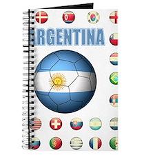 Argentina soccer Journal