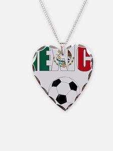Mexico soccer Necklace