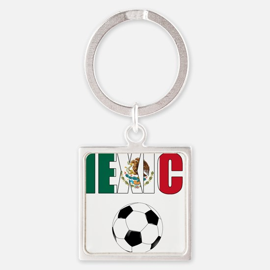 Mexico soccer Keychains