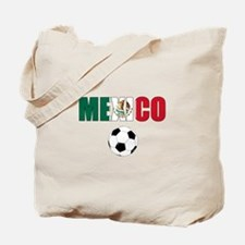 Mexico soccer Tote Bag