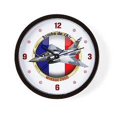 Mirage 2000 Wall Clock