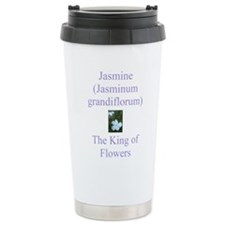 King of Flowers Travel Mug