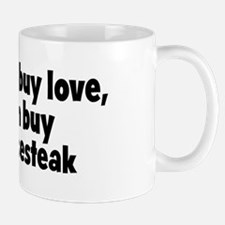 philly cheesesteak (money) Mug
