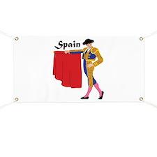Spain Banner