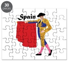 Spain Puzzle