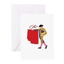 Oli! Greeting Cards