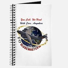 C-17 You Call, we Haul Journal