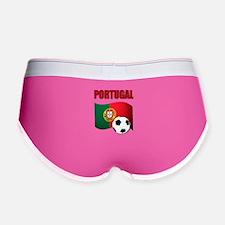 Portugal futebol soccer Women's Boy Brief