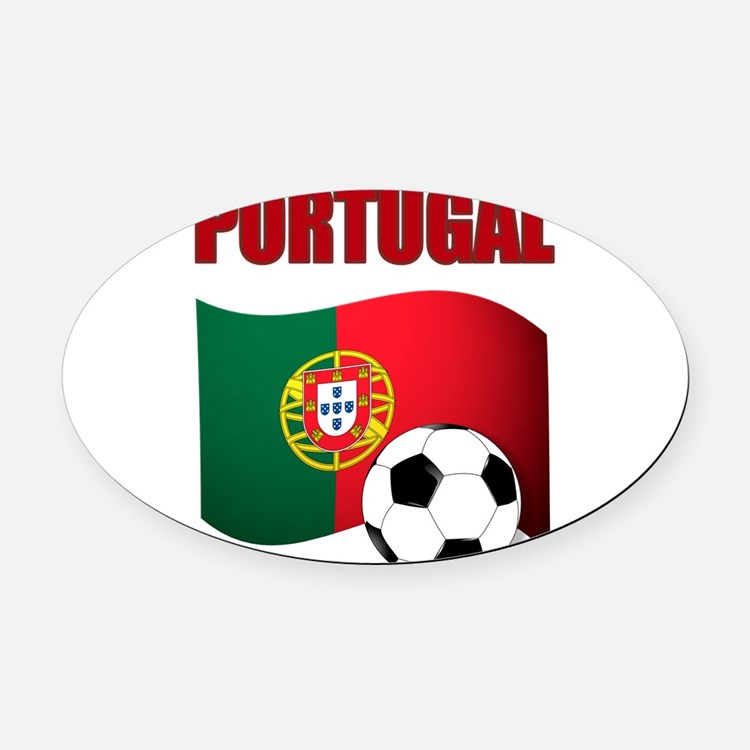 Portugal Car Magnets Personalized Portugal Magnetic Signs For - Custom soccer ball car magnets