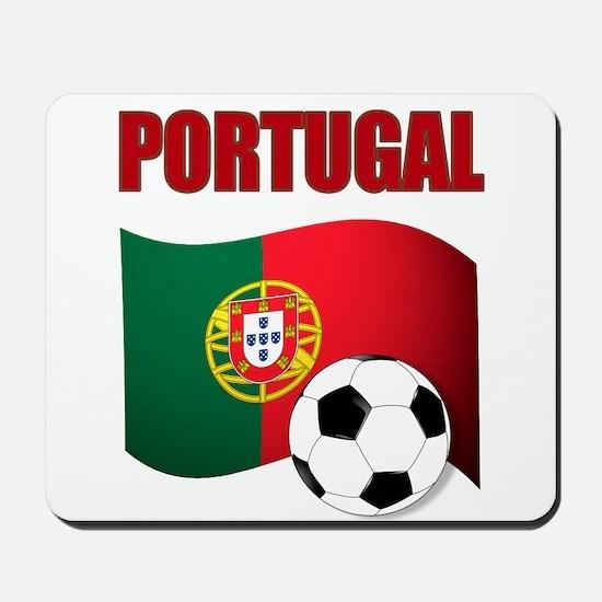 Portugal futebol soccer Mousepad