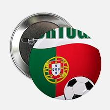 """Portugal futebol soccer 2.25"""" Button (10 pack)"""