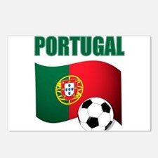Portugal futebol soccer Postcards (Package of 8)