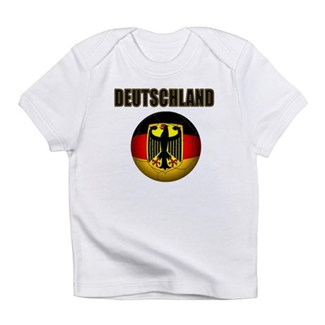 deutschland fussball infant t shirt. Black Bedroom Furniture Sets. Home Design Ideas