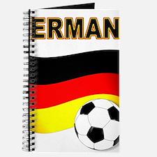 Germany soccer Journal