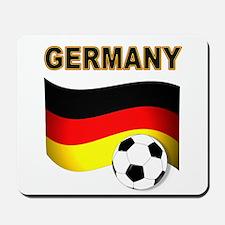 Germany soccer Mousepad