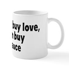 tartar sauce (money) Mug