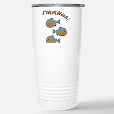 Piranha! Travel Mug