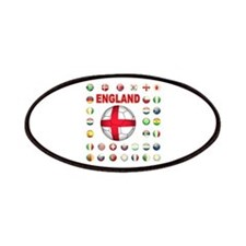 England Football Patches
