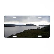 southwest wilderness lakes Aluminum License Plate