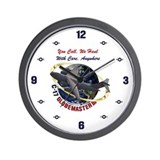 C17 globemaster Wall Clocks