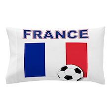 France Football Pillow Case