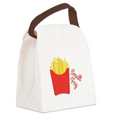 small Fry Canvas Lunch Bag