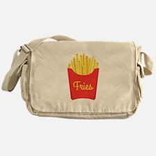 Fries Messenger Bag