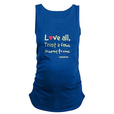 Love All Maternity Tank Top