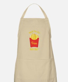 Would You Like With That ? Apron