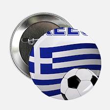 "Greece soccer 2.25"" Button (10 pack)"