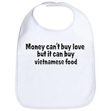 vietnamese food (money) Bib