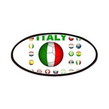 Italy soccer Patches