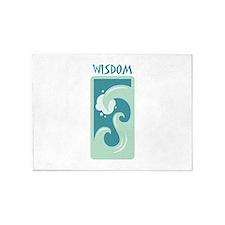 Wisdom 5'x7'Area Rug
