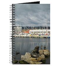 hobart docks sculpture Journal