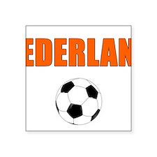 Nederland voetbal soccer Sticker