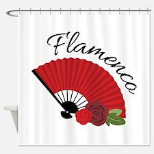 Flamenca Shower Curtain